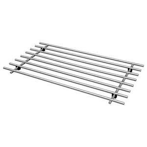 IKEA-topfgitter-LAMPLIG-acciaio-inox-SOTTOVASO-serviergitter
