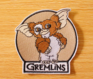 Gizmo Gremlins Sew or Iron on Patch NEW