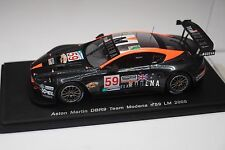 SPARK ASTON MARTIN DBR9 TEAM MODENA #59 SPA 2008 1:43