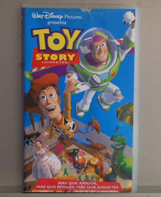 TOY STORY JUGUETES - VHS