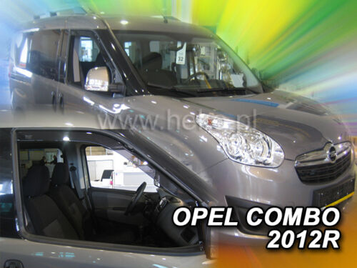 Heko 15166 derivabrisas 2 pzas Opel Combo d año 2011-2018
