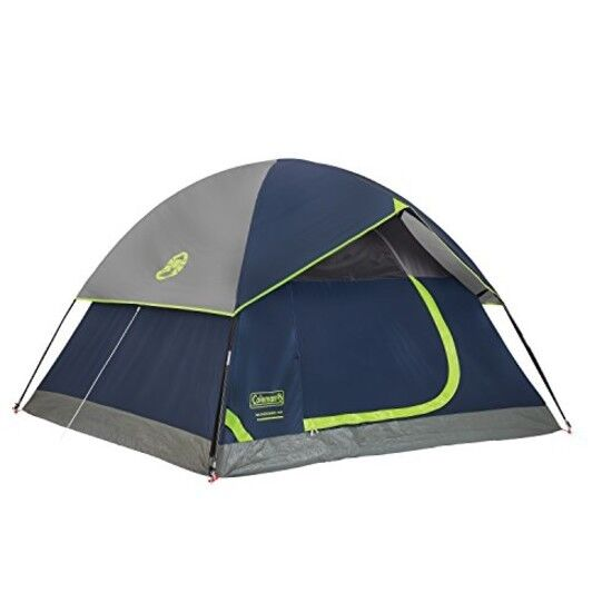 Coleman Sundome 4-Person  Tent - Genuine Top Quality  low price
