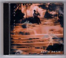 (GY422) Alvin Davis, Take Flight - 1999 CD