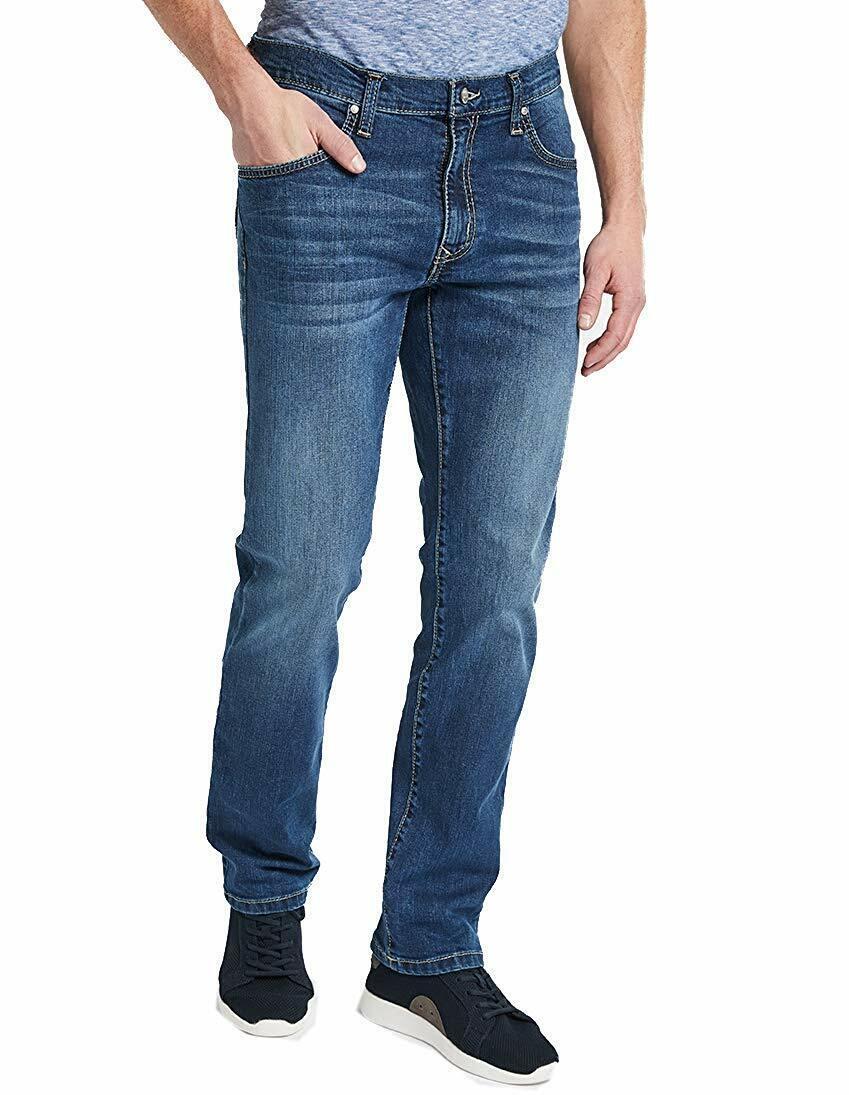 PIONEER - 5 tasche tasche tasche jeans uomo nel colore stone used, Rando (1674 9763 361) fde78d