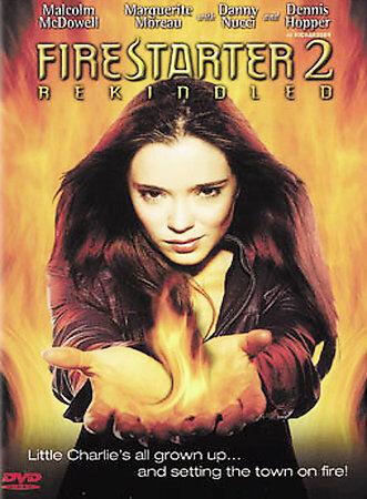Firestarter 2 - Rekindled  Marguerite Moreau, Dennis Hopper