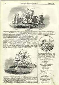 1845 Experimental Brigs Flying Fish Daring Espiegle - <span itemprop='availableAtOrFrom'>Jarrow, United Kingdom</span> - If for any reason you are not satisfied with your item, do let us know. If you wish to return it, you may, within 14 days, and we will issue you with a full refund. Most purchases from bus - <span itemprop='availableAtOrFrom'>Jarrow, United Kingdom</span>
