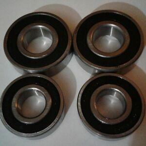 Image Is Loading 4 Premium Spindle Mower Deck Bearings 129895 110485x