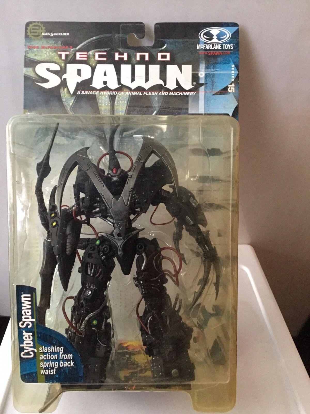 Spawn action figures - Mcfarlane Toys