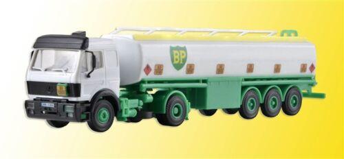MB 2-achs Zugmaschine mit Tankauflieger BP #Neu in OVP# kibri 14670 Spur H0