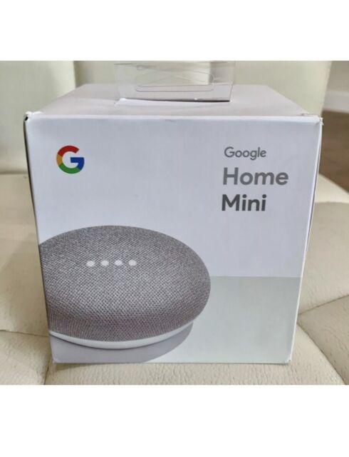 Google Home Mini Smart Speaker -CHALK
