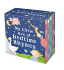 My Little Box of Bedtime Rhymes:  Twinkle Twinkle Little Star ,  Star Light Star Bright ,  Rock-a-bye Baby ,  Hey Diddle Diddle by Little Tiger Press Group (Novelty book, 2010)
