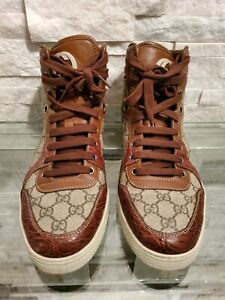 Authentic Gucci GG Monogram Sneakers