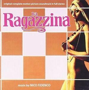 Nico Fidenco - La ragazzina - Soundtrack - Cd Nuovo - Digitmovies