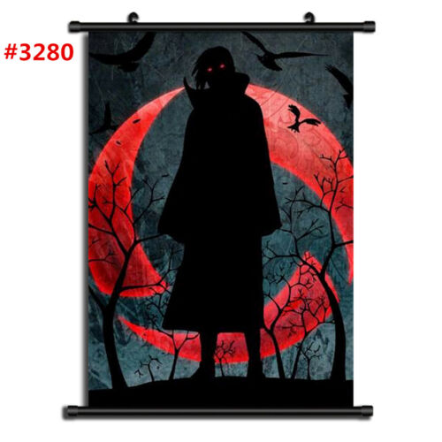 "Anime Naruto manga Wall Scroll Poster cosplay8/""x11/"" D"