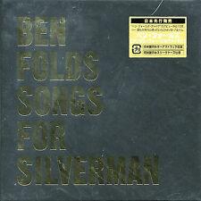 Songs For Silverman (+ Bonus) by Ben Folds (CD, Apr-2005, Sony)