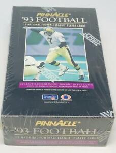 1993-Pinnacle-Football-Box