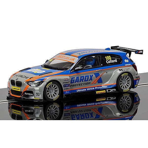 SCALEXTRIC Digital ARC Pro Slot Car C3862 BTCC BMW 125 Series 1 Rob Collard