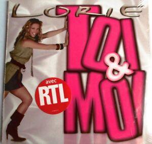 LORIE-CD-SINGLE-034-TOI-amp-MOI-034-NEUF-SOUS-BLISTER