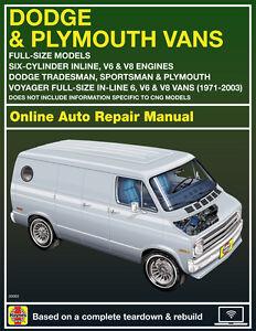 1972 dodge b200 van haynes online repair manual select access ebay rh ebay com 1975 dodge sportsman motorhome manual 1974 dodge sportsman motorhome manual
