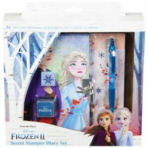 Disney-Frozen-2-Secret-Stamper-Set-New