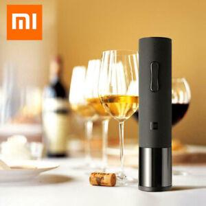 Xiaomi-USB-Elektrisch-Automatisch-Wein-Flaschenoeffner-Korkenzieher-Kork-Foil
