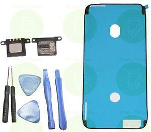 Apple-iphone-6s-Lautsprecher-Kopfhoerer-inkl-Display-Kleber-und-Werkzeug-Black