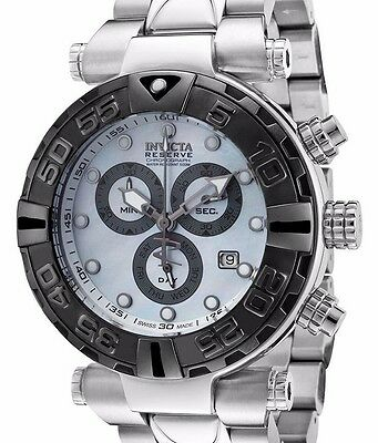Invicta 17692 Reserve SubAqua Noma I Limited Edition Chronograph Pearl  Watch