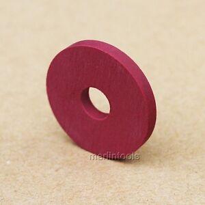 Dia. 35mm Bore 10mm Ruby Polishing Wheel Graver Sharpening Tool