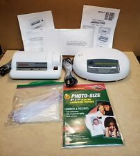 Two Laminating Machines4 Inchaurora Lm 402 Royal Sovereign Rpa 200clpouches