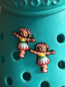 Image Is Loading 2 Upsy Daisy In The Night Garden Shoe