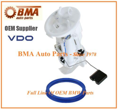 BMW E46 OEM VDO SIEMENS ELECTRIC FUEL PUMP ASSEMBLY w//Gasket 16146766942