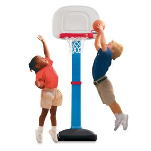 TotSports Easy Score Basketball Set Hoops Shoot Court Rim Team Team Team NBA Kids Sport 3a4874