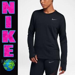 Escepticismo cuota de matrícula vestido  Nike Women's Size Small Therma Sphere Element Long Sleeve Running Top  AQ9812 010 191886914519 | eBay