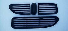 Volvo 850 Bumper Grilles Set OEM 1994-97