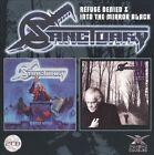 Refuge Denied/Into the Mirror Black by Sanctuary (CD, Feb-2010, 2 Discs, Iron Bird Records)