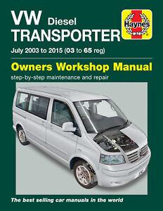 VW-Transporter-T5-2003-2015-Repair-Manual