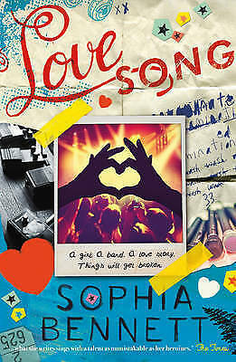 1 of 1 - Love Song by Sophia Bennett (Paperback, 2016)