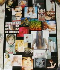 Ayumi Hamasaki crossroad Taiwan Promo Poster (Ver.B) L