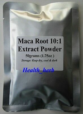 Pure Maca Root 10:1 Extract Powder, Maca Extract, Healthy Energy, Free Shipping