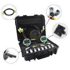 80mpa12000psi Digital Pressure Gauge Test Kit Gas Water Pressure Gauge Kit