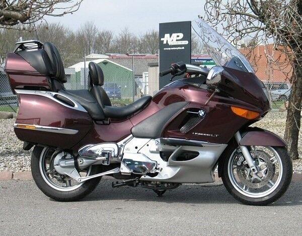 BMW, K1200LT, ccm 1200