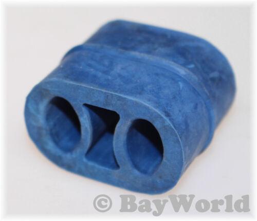 Auspuff Gummi Hänger Anschlagpuffer 255-095blue Blau OPEL Hitzebeständig 10 St