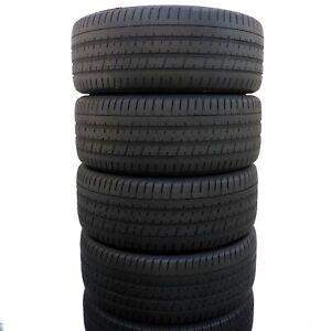 4-X-Pneu-D-Ete-Pirelli-255-40-R21-P-Zero-102Y-XL-R01-Soldes