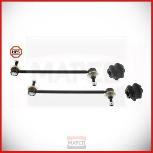 2x Koppelstange verstärkt /& Stabibuchsen Ø20mm vorne für Renault Kangoo Citan