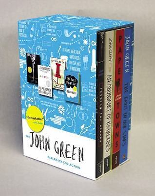 John Green Box Set by John Green (2014, Mixed Media)