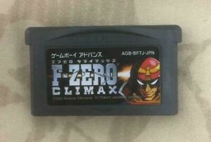 Game-Boy-Advance-034-F-ZERO-CLIMAX-034-Software-only-Nintendo-Japan-ver-GBA