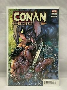 Conan the Barbarian #7 1:25 Bradshaw Variant