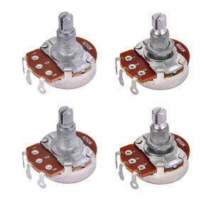 Potenziometro-audio-da-4-pezzi-per-chitarra-elettrica-a-basso-elettrico