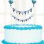 CHRISTENING-BOYS-or-GIRLS-BUNTING-CAKE-TOPPER-BANNER-DECORATIONS thumbnail 6