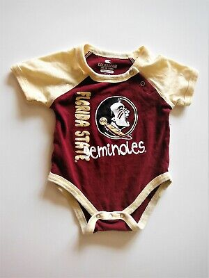 Florida State University FSU Seminoles Baby and Toddler Varsity Jacket
